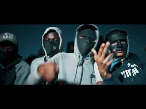 (Moscow) x (SMG) x (Harlem Spartans) x (NGang) - Most Wanted *No Hook*