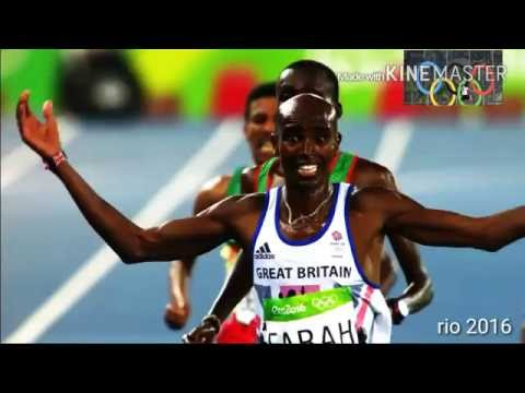 Mo Farah wins 10,000m gold at Rio Olympics 2016 AND Phelps wins 23rd gold medal in final