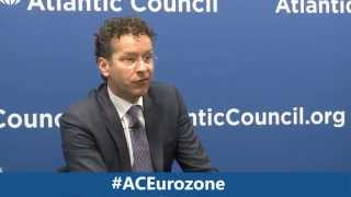 The Next Stage of Eurozone Recovery  A Conversation with Eurogroup President Jeroen Dijsselbloem