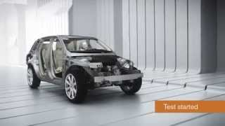 2015 Volvo XC90 - Collision Avoidance by City Safety