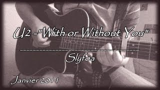 """49. """"With or Without You"""" - U2 [Arpège] (Cover Guitar Acoustic)"""