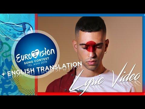 Mahmood - Soldi   LYRIC VIDEO w/ English Translation   Eurovision 2019 Italy