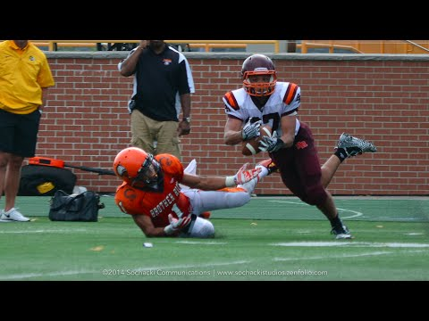 Varsity Football: Brother Rice Chicago vs. Brother Rice ...