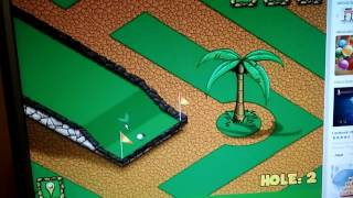 Mini Golf World (Primera parte)