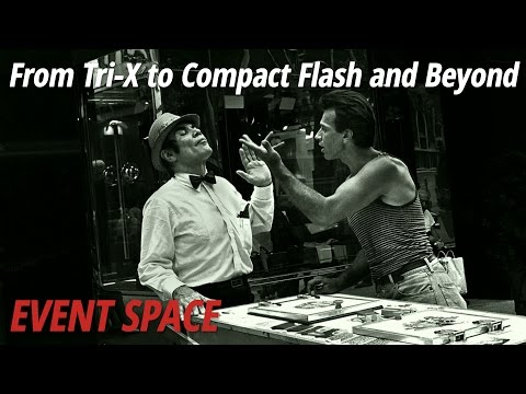 From Tri-X to Compact Flash and Beyond