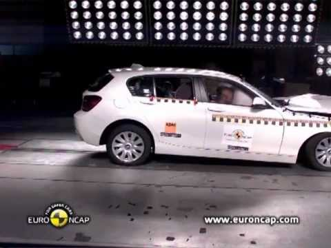 crash test bmw 1 series 2012 youtube. Black Bedroom Furniture Sets. Home Design Ideas