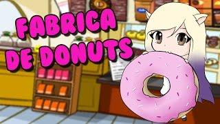 Construyo Una Fabrica De Donuts Roblox Donut Factory Tycoon