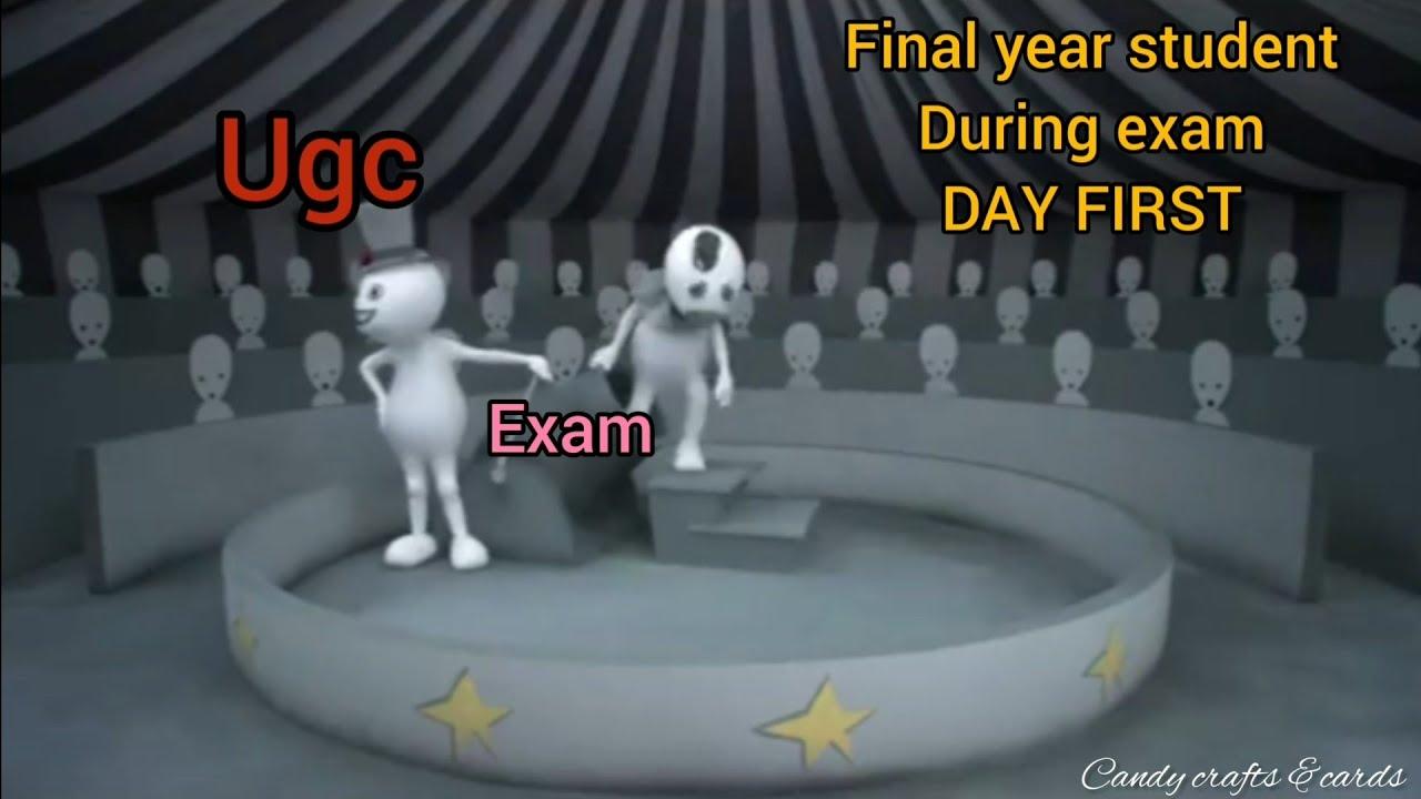 Download Students Vs Ugc   Final Year Student Funny Video   Vodafone Zoo Zoo   Zoozoo  funny whatsapp status