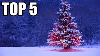 TOP 5 - Faktů o Vánocích