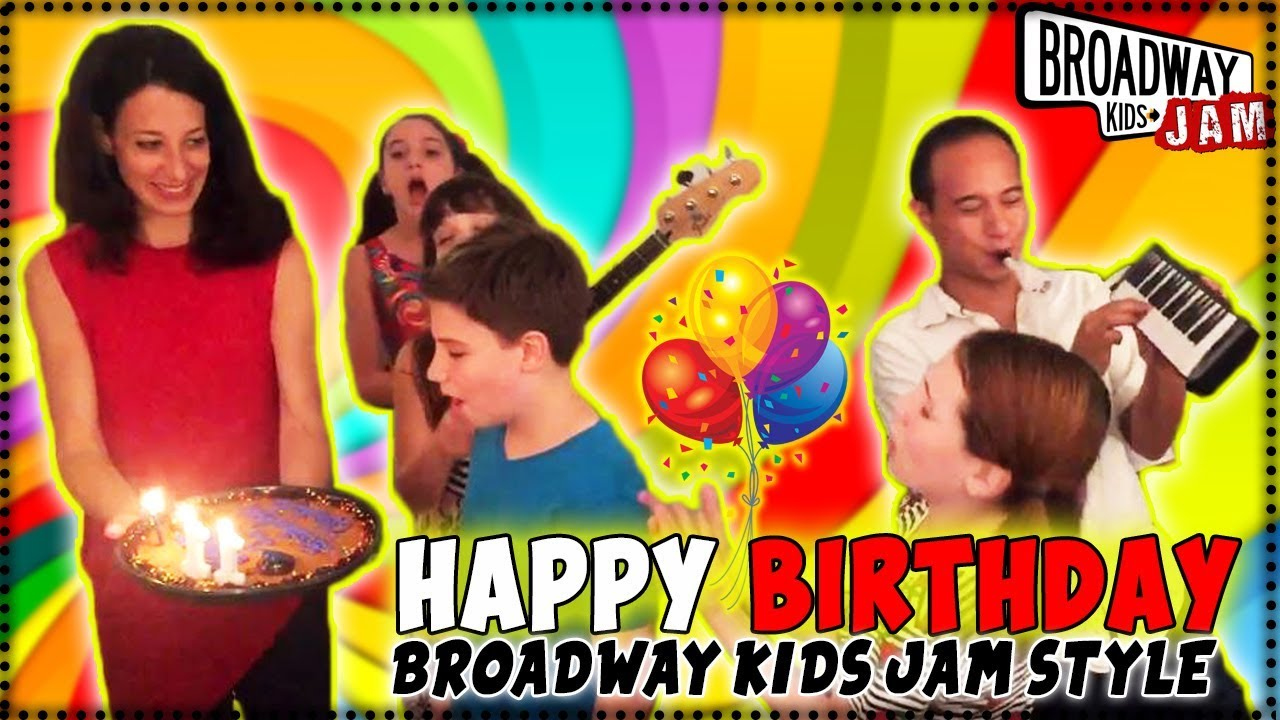 4897d0cd4437 Broadway Kids Jam