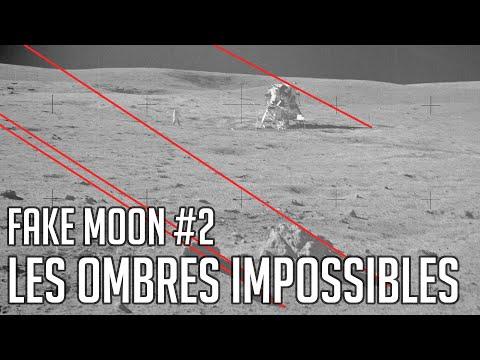 Les OMBRES sur les missions APOLLO - FAKE MOON #2