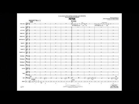 Fever arranged by John Clayton