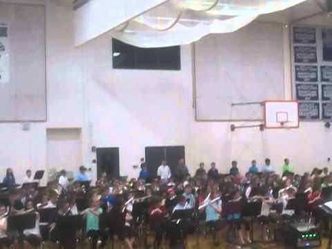Henri A Yelle band performing Ab Minor Jam- Thursday May 22, 2014 (Part IV)