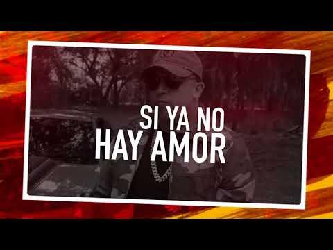FAKE LOVE - Carlitos Rossy [Lyric Video]