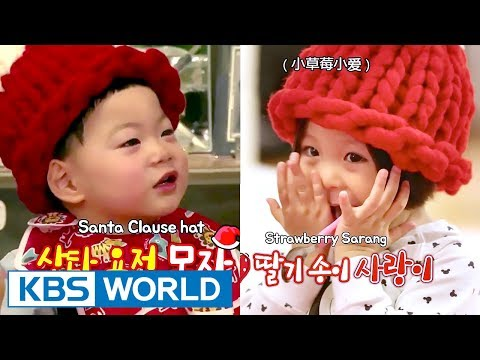 The Return of Superman - The Triplets Special Ep.13 [ENG/中文字幕/2017.08.04]
