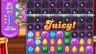 Candy Crush Soda Saga Level 1354 (3 stars, No boosters)