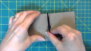 How To Assemble And Install A Clock Movement