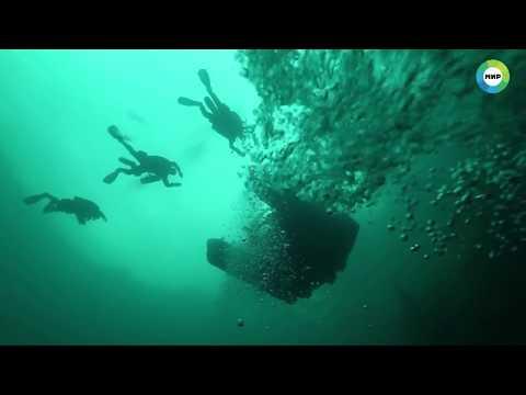 Голубое озеро бездна специальный репортаж
