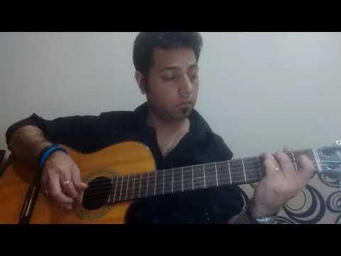 Kal Ho Na Ho - Fingerstyle Guitar Cover - Mohit Dogra