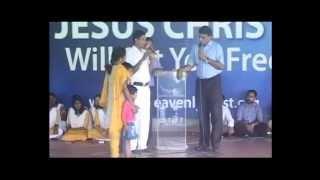 Heavenly Feast Sunday Worship & Testimony- Message By Dr.Mathew Kuruvilla