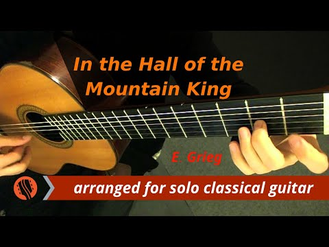 In the Hall of the Mountain King, from Peer Gynt (Suite no. 1, op. 46) - Edvard Grieg