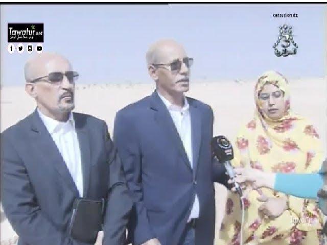 فتح معبر حدودي هام بين الجزائر و موريتانيا - الجزائرية 3