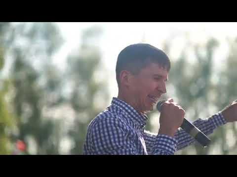 Рифат Зарипов на вечеринке Анвара Нургалиева