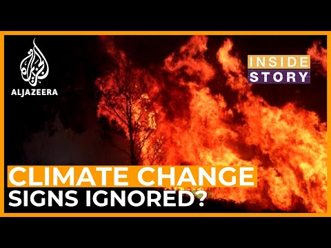 Are we ignoring warnings on climate change? | Inside Story