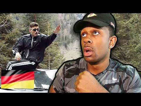 AMERICAN REACTS TO GERMAN RAP | DARDAN x MOZZIK ~ A MILLY