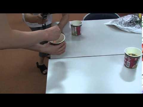 花田景子さんプロデュースちゃんこスープ試食してみよう!【ホワイトニング、葵区御幸町、導入】