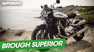 Brough Superior, la Rolls des motos est Française !