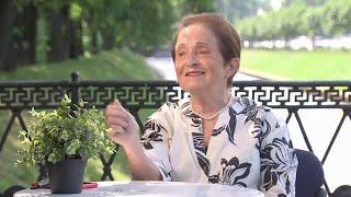 Поздравления с днем рождения принимает легенда фигурного катания Тамара Москвина