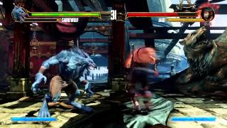 Killer Instinct 84-Hit Ultra Combo - 720p 60 fps Gameplay