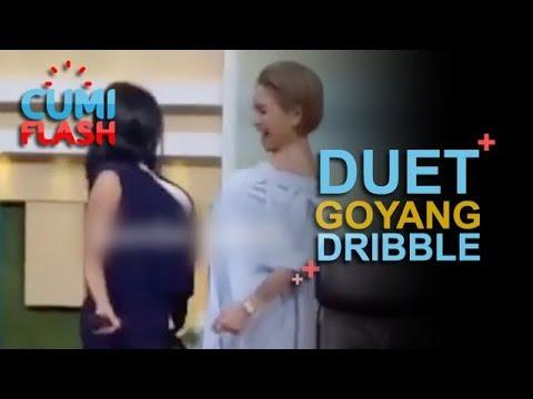 Wow! Nikita Mirzani Goyang Dribble Bareng Ovi - CumiFlash 30 November 2017
