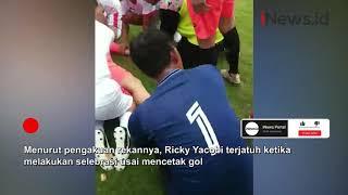 Pemain Legenda Timnas Indonesia Ricky Yacobi Meninggal Dunia