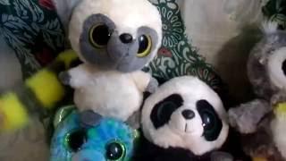 Обзор на мои мягкие игрушки Юху и его друзья + новые Юхики