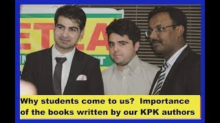 Why students come to us and importance of KPK books