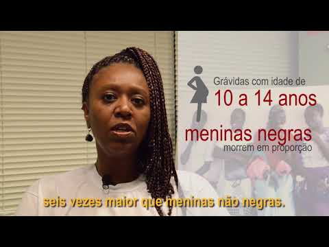 Saúde sexual e reprodutiva de mulheres negras