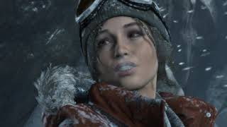 Rise of the Tomb Raider 45분 가량 해보고