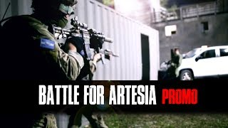 Battle for Artesia Ballahack Airsoft Field 1
