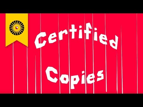 Certified Copies: The Do's & Don'ts For Applying