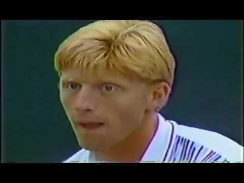 1989   Wimbledon   Finale   Boris Becker b Stefan Edberg