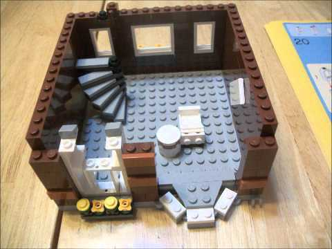 Lego Pet Shop Built In Stop Motion The Apartment Youtube