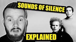 The Sound of Silence Is VERY Deep   Simon & Garfunkel Lyrics Explained