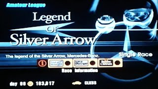 Gran Turismo 3: A-Spec - Part #25 - Legend of Silver Arrows (Amateur)