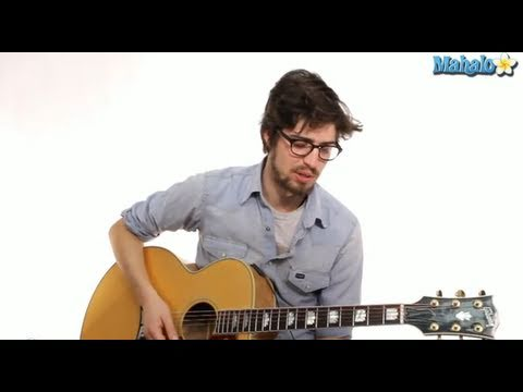 How to Arpeggiate Guitar Chords (Chord Tone) - YouTube