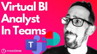 How To Use BI Reports In Microsoft Teams