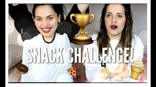 SNACK CHALLENGE: indovina il gusto dello Snack MUNCH PACK