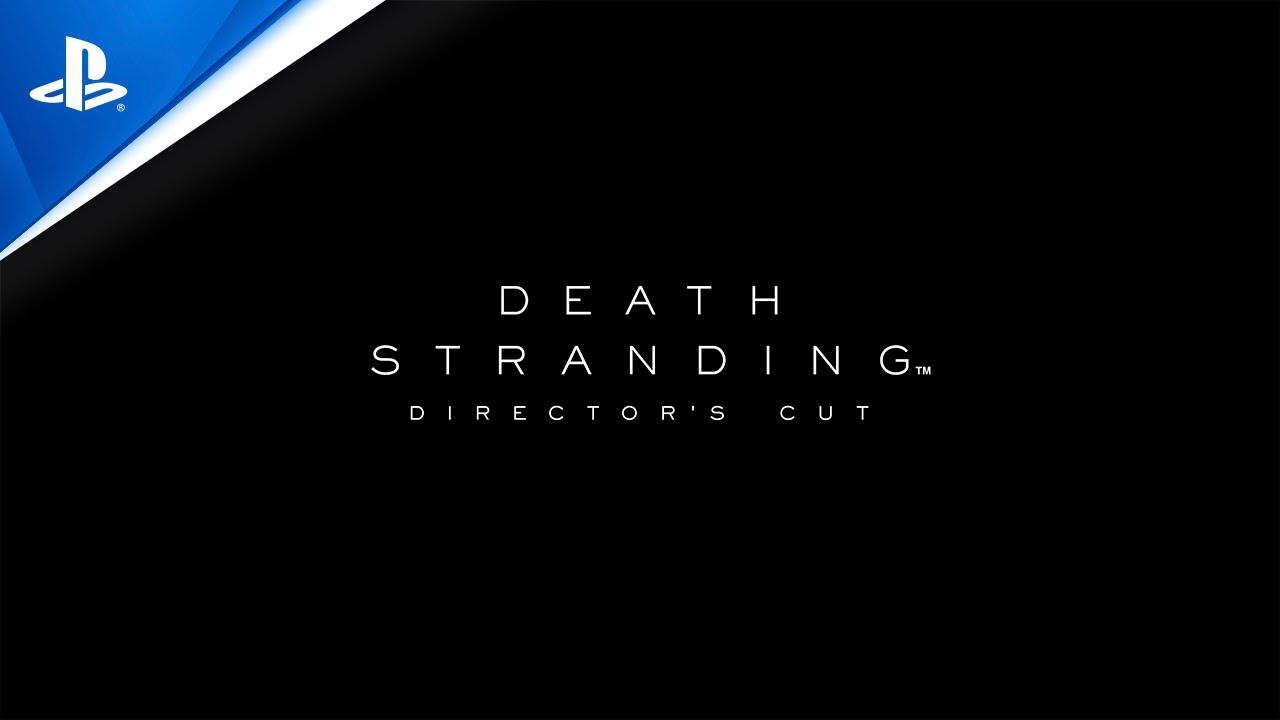 DEATH STRANDING DIRECTOR'S CUT - Teaser Trailer en PS5   PlayStation España
