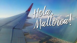 Landeanflug auf den Flughafen Palma de Mallorca mit Air Berlin | Mai 2016